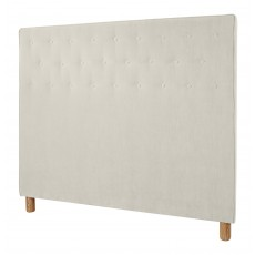 BESPOKE | Piped with Buttons Headboard