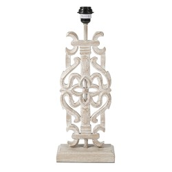 Arabesque Lamp Base