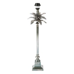 Retro Palm Lamp Base