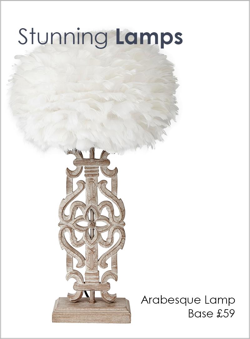Arabesque Lamp