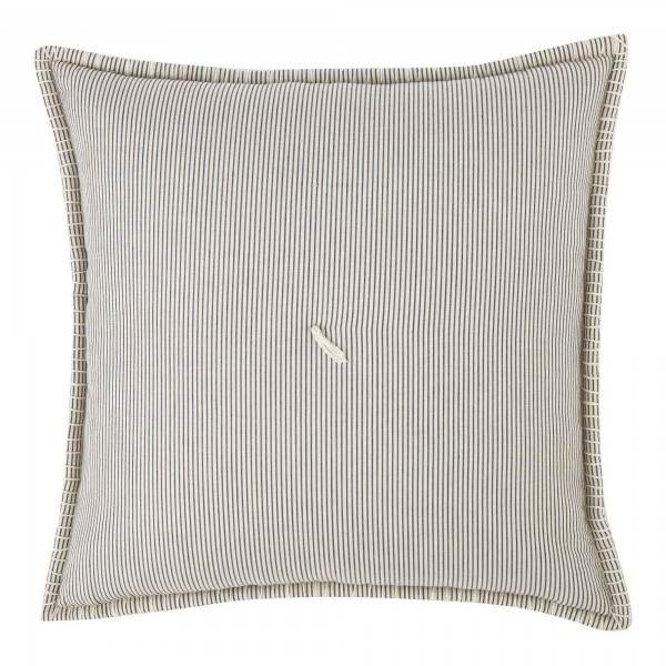 Finlay Ecru Striped Cushion