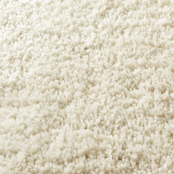 Fluffy Extra Large Chalk Rug