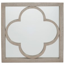 Clover Hand Painted Mirror