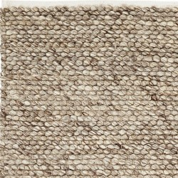 Bobbles Extra Large Natural Rug