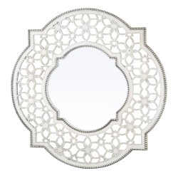 Freya Fretwork Mirror
